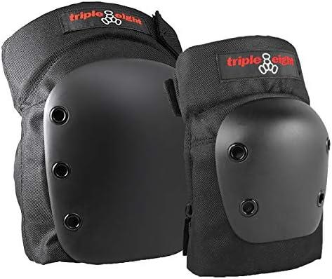 Triple8(トリプルエイト)Protector Kids Street Knee & Elbow Set black
