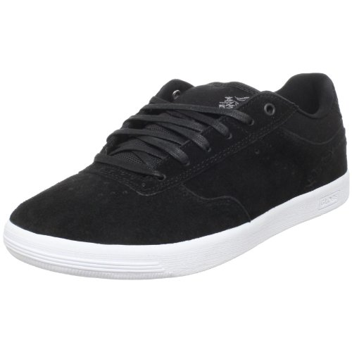 Globe Skate Shoes ODIN Black White Size 7