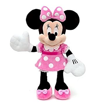 Disney Minnie Mouse – De Peluche Mediano Original