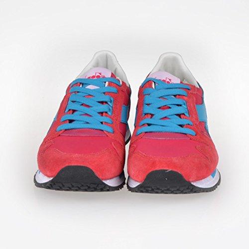 Sneaker Fucsia Donna Diadora Rød Sko Scarpe B0363 Arv Kvinde Flamme HUcqnP4d