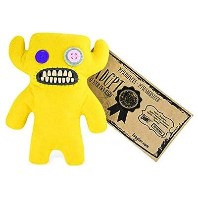 Fuggler Medium 9 inch Plush multiple color (ONE SUPPLIED AT RANDOM): Toys & Games