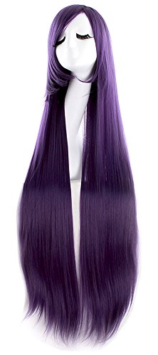 Purple Long Wig (MapofBeauty 40