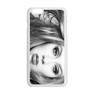 Cool Painting Adele Cell Phone Case for Iphone 6 Plus