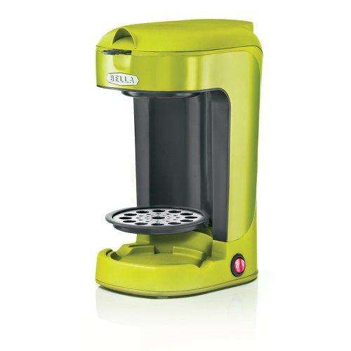 Bella Bla13784 One Scoop One Cup Coffee Maker Green B00945s2xo