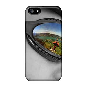 MeSusges Case Cover Protector Specially Made For Iphone 5/5s Wing Suit