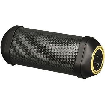 Monster SuperStar Speaker Firecracker Black-portable bluetooth wireless speaker for outdoor, camping
