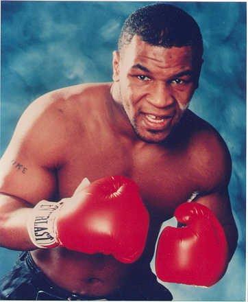Boxing Legend Mike Tyson 8x10 Photo #6