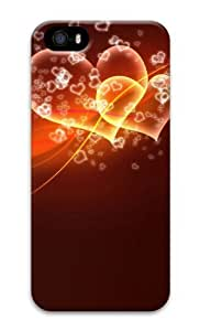 Best Love 3D Case funny iphone 5 cases for Apple iPhone 5/5S by ruishername