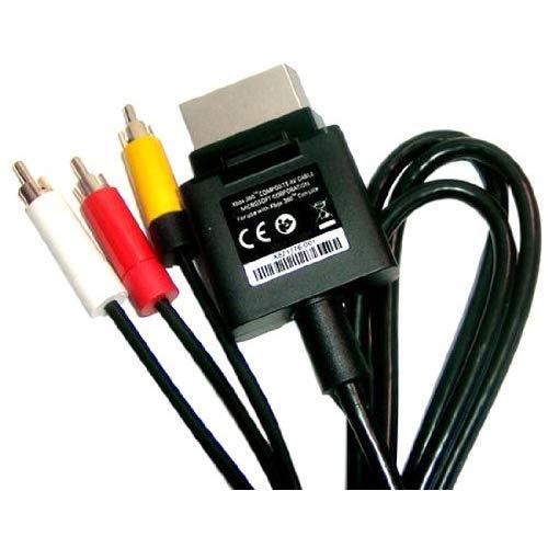 (XBOX 360 Composite Audio/Video Cable)