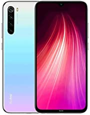 Xiaomi Redmi Note 8 Dual SIM - 32GB, 3GB RAM, 4G LTE,  Moonlight White