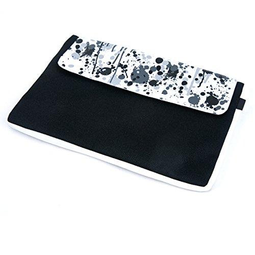 NFE² Sleeve Nylon - schwarz - für Amazon Kindle Keyboard 3G
