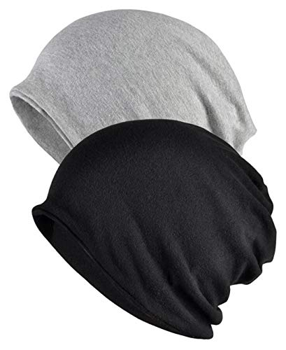 Qunson Women's Baggy Slouchy Beanie Chemo Hat Cap Turban for Cancer