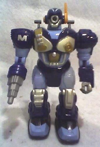 M.A.R.S. Motorized Attack Robo Squad -
