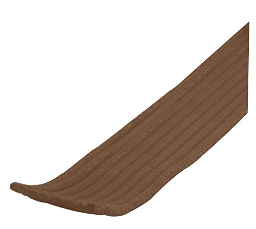 WJ Dennis & Company 216B 30-Foot Rope Caulk, 3/16-Inch x 3/16-Inch x 30-Foot, Brown ()