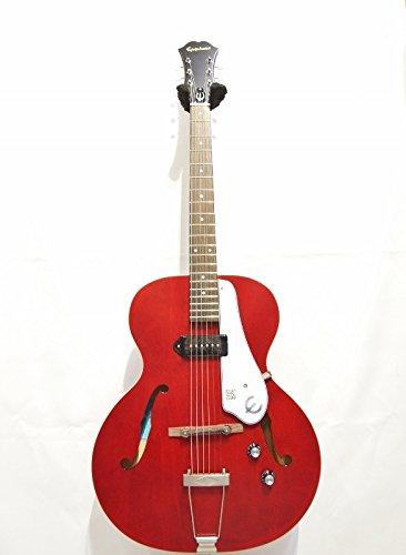 "Nueva Epiphone inspirado en ""1966"" Siglo Cherry guitarra eléctrica"