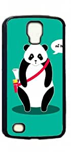 HeartCase Hard Case for Samsung Galaxy S4 Active (i9295 S4 Water Resistant Version) ( Panda Cut Pattern )