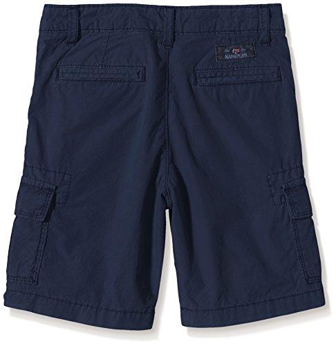 K Napapijri Noto navy Boy Short blu Blue 1WFWpPnU