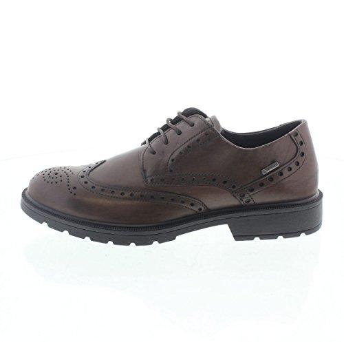GI , Chaussures de ville à lacets pour homme Noir noir