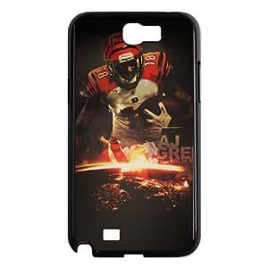 Cincinnati Bengals Samsung Galaxy N2 7100 Cell Phone Case Black DIY gift zhm004_8672285