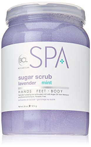 Bio Creative Lab Spa Sugar Scrub, Lavender, 64 (Spa Sugar)