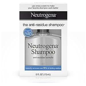 Neutrogena Anti-Residue Shampoo, 6 Fl. Oz.