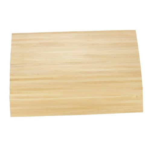 Prettyia Dollhouse Miniature Genuine Light Wood Flooring Premium 44 X 29.5cm Home Decor