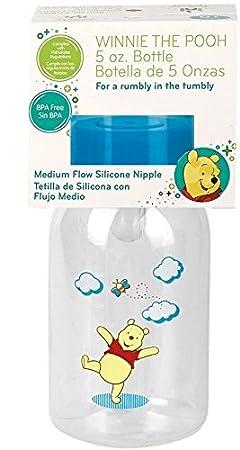 Amazon.com: Winnie the Pooh Deluxe Bebé Botella: Baby