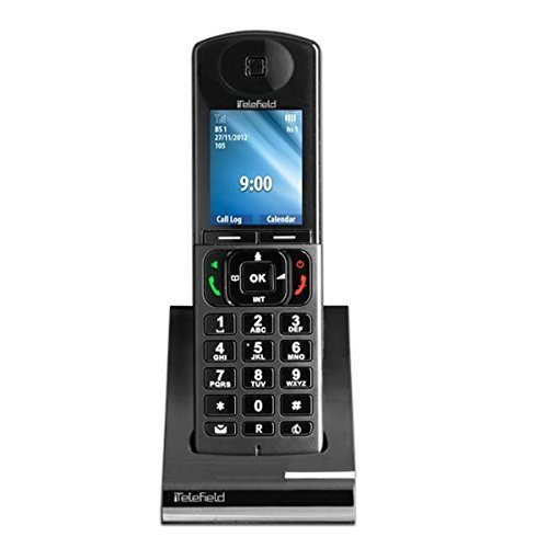 RCA IP060 DECT VoIP Business Cordless Accessory Handset for IP160 and (Voip Dect Phones)