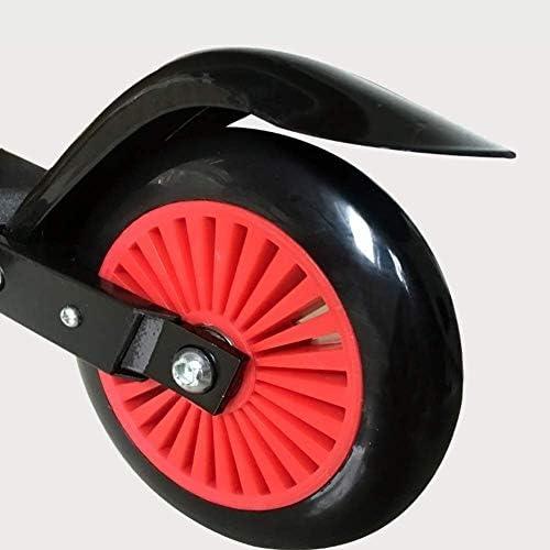 HSBAIS スクーターを蹴る子、調整可能 折り畳み可能 スクーター 子供の女の子または男の子のため,pink_64x82cm