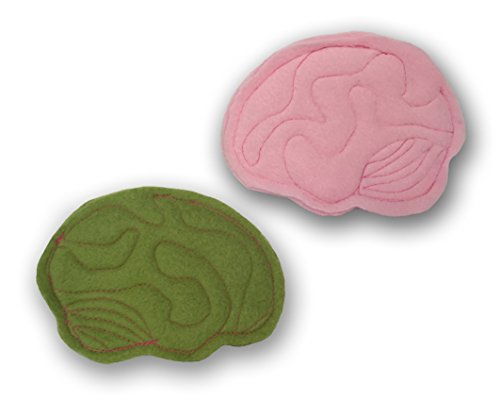 Catnip Brains for your Zombie Cat by ZOMs - Plush Zombies