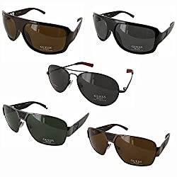 Guess Mens 'GU 6609P' Polarized Designer Sunglasses