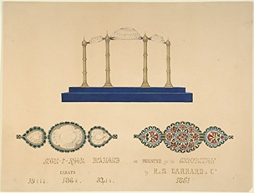 drawing-of-the-koh-i-noor-diamond-poster-print-by-r-s-garrard-co-british-founded-1730-18-x-24