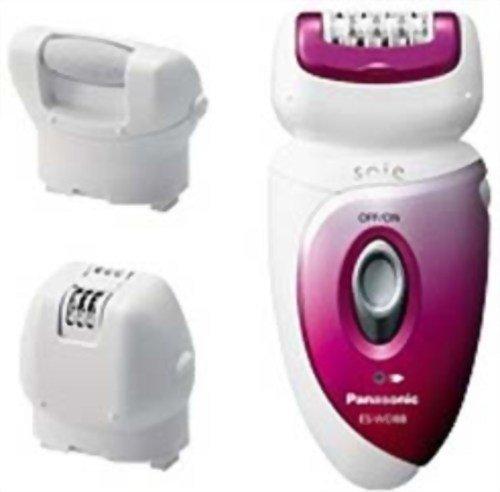 Panasonic Soie ES-WD88 Women's Wet & Dry Epilator and Hee...