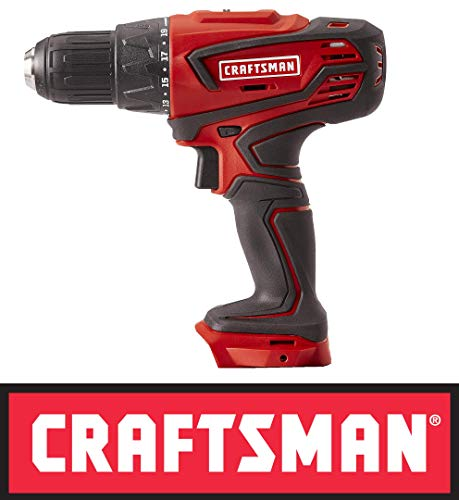 (Craftsman 20 Volt Max Cordless Drill 125.DD20A Bare Tool (Bulk Packaged))