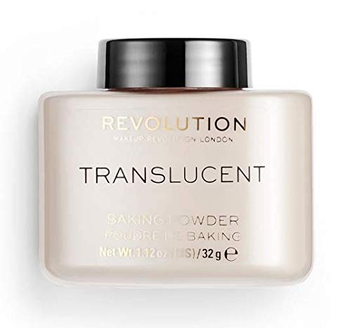 Makeup Revolution Loose Baking Powder ~ Translucent