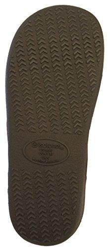 Microsuede Clog 5 Slipper Women's 8 Buckskin Isotoner 9 Alma pSxw6Hanq