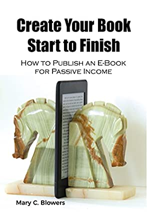 Create Your Book Start to Finish