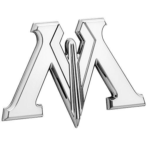 Fan Emblems Harry Potter Car Emblem, Chrome Ministry