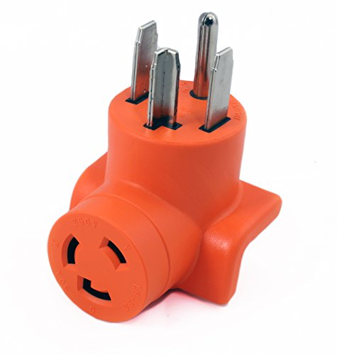 4 prong dryer electrical outlet - 4