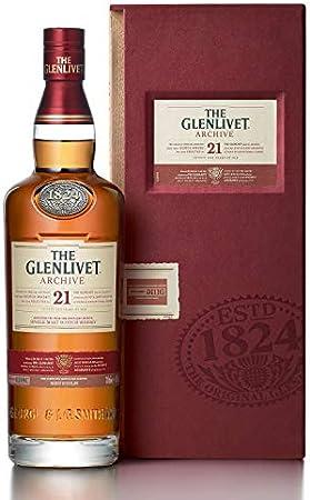 Glenlivet 21 años Archive