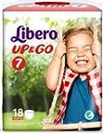 Libero 7 up and go pull up pants XLar...