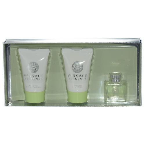 Versace Versense 3 Piece Mini Gift - Green Versace