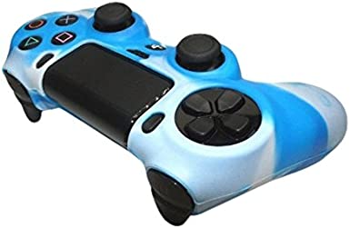 Goliton GAM.H01.PS4.CA4.XXX caja de video juego y accesorios - accesorios de juegos de pc (Color blanco, Azul): Amazon.es: Videojuegos