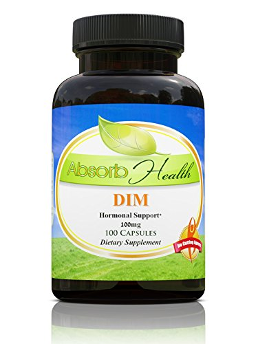 Diindolylmethane Capsules Hormonal Estrogen Supplement