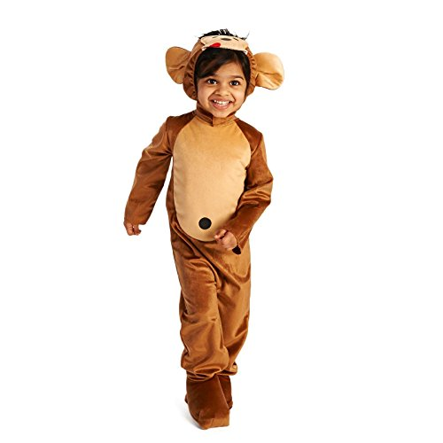 Monkeyin' Around Adult Unisex Costumes (Monkeyin' Around Toddler Costume 2-4T)