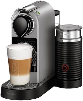 Nespresso CitiZ máquina de café espresso por Breville: Amazon.es: Hogar
