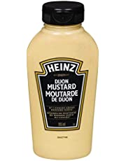 Heinz Dijon Mustard, 265mL (Pack of 8)