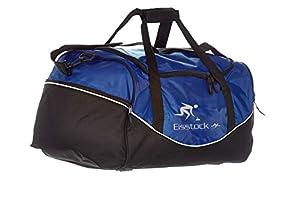Tasche Team blau/schwarz Eisstock