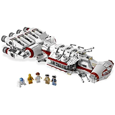 LEGO Star Wars Tantive IV (10198): Toys & Games