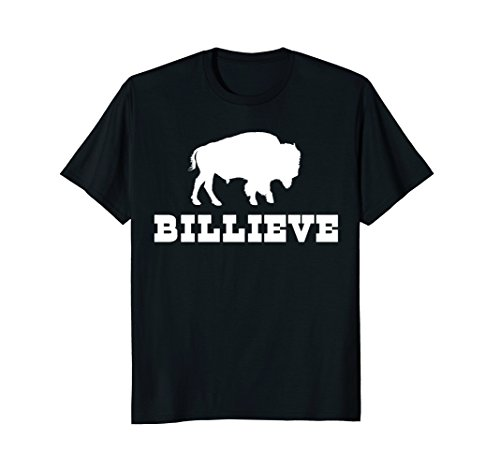 Buffalo Womens T-shirt - Bills Mafia Billieve Shirt - Gift For Buffalo Fans